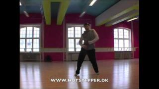Peter Lynggaard at Hotstepper Dance Education
